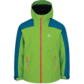 Dare 2b Avail Jacket Boys jasmine green/petrol blue